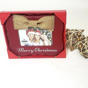 Other - Malden Merry Christmas Picture Frame